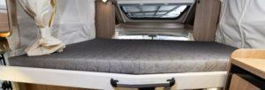 matelas sur mesure pour un camping car