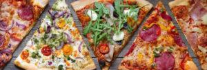 La commande pizza
